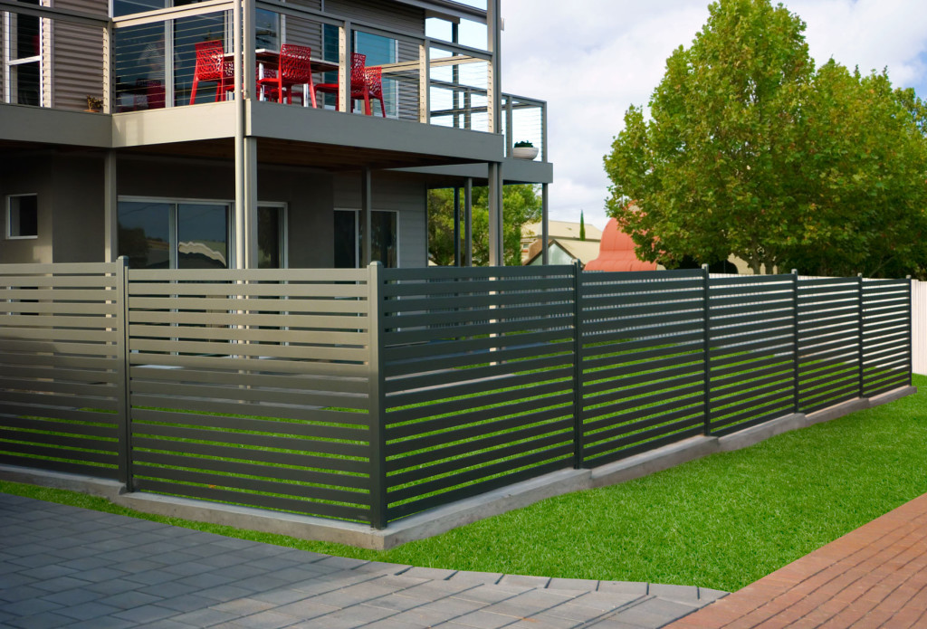 Slat Fencing Perth